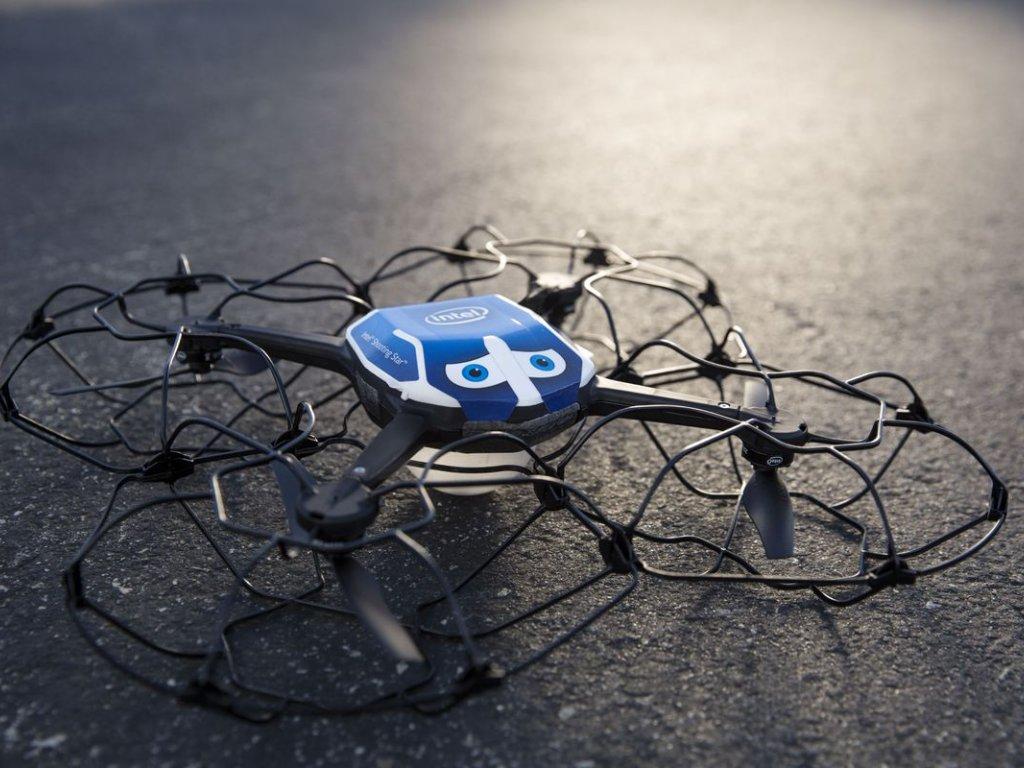 Kış Olimpiyatları'nda dronelar dünya rekoru kırdı!