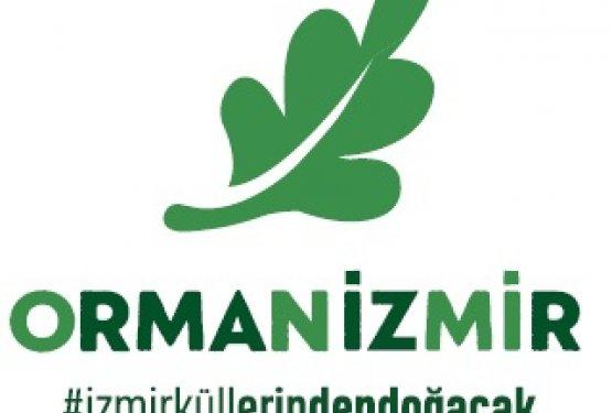 """İzmir Büyükşehir Belediyesi """"Orman İzmir"""" Kampanyasında Fotokopter farkıyla projeler."""