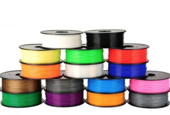 3D yazıcı Filement  nedir ve türleri nelerdir.